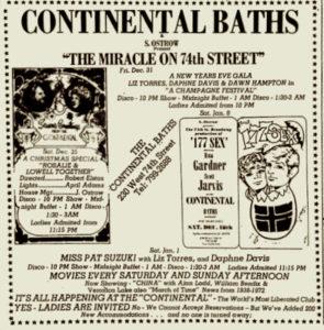Continental Baths