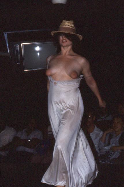 Kandi Barbour, Show World