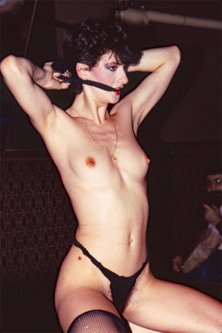Sharon Mitchell, Show World