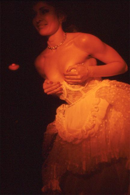 Samantha Fox, Show World