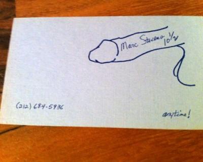 Marc Stevens: Mr. 10 1/2