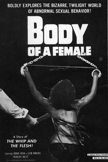 John Amero and 'Body of a Female'<br>Podcast 01