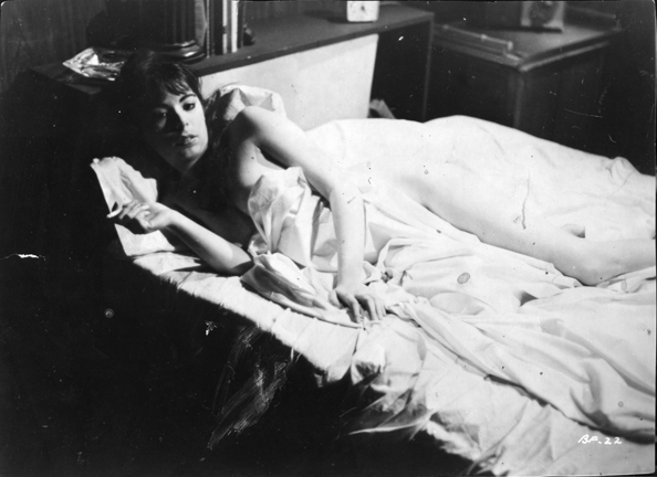 Roberta Findlay in a still from 'Body of a Female'
