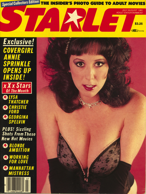Annie Sprinkle: The Early Years<br>Podcast 05
