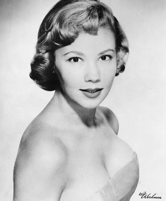 Georgina Spelvin 1954