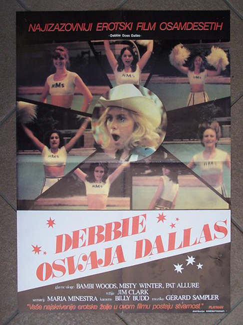 DEBBIE DOES DALLAS