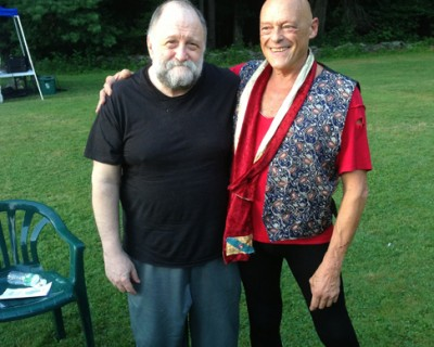 Actor's Reunion – Robert Kerman and Michael Gaunt