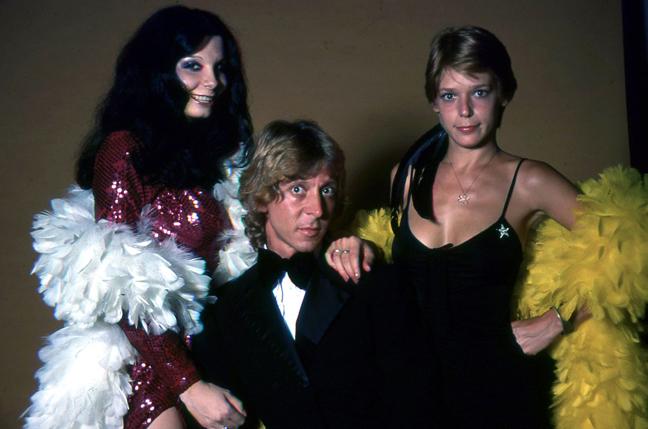 Jill Monroe, Marc Stevens, Toni Rose