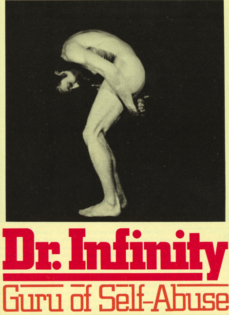 Who was Dr Infinity? <br />The Curious Story of Adult Film's First Autofellator