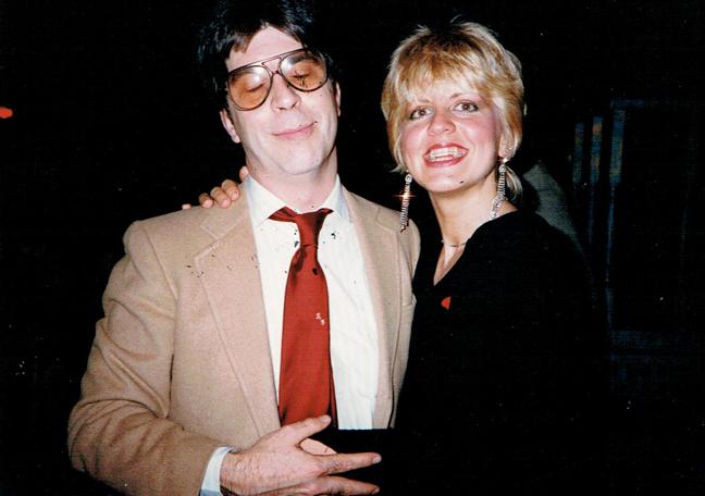 Henri Pachard, Sharon Kane