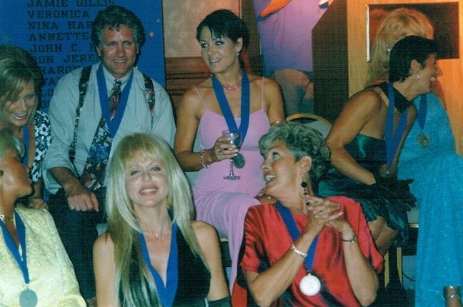 Eric Edwards, Jeanna Fine, Gloria Leonard