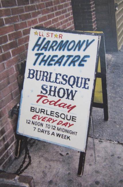 Harmony Theatre