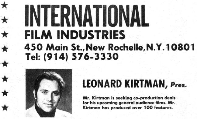 Leonard Kirtman