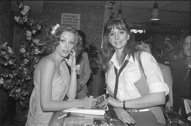 Annette Haven, Dian Hanson