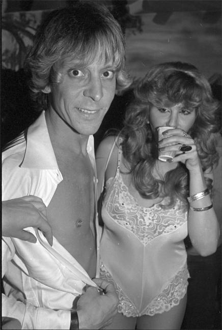 Marc Stevens, Jill Monroe