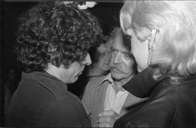 Jamie Gillis, Peter Hurd, Dorothy LeMay