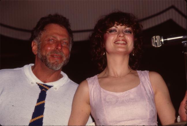 Al Goldstein, Kelly Nichols