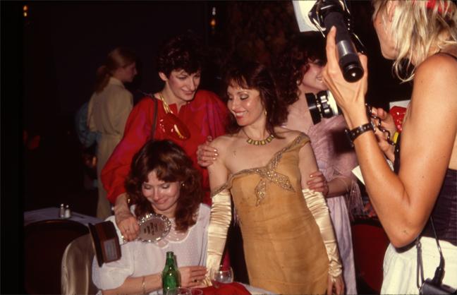 Veronica Hart, Sharon Mitchell, Samantha Fox