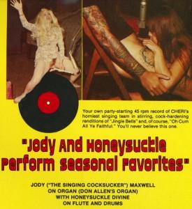 Honeysuckle Divine, Jody Maxwell
