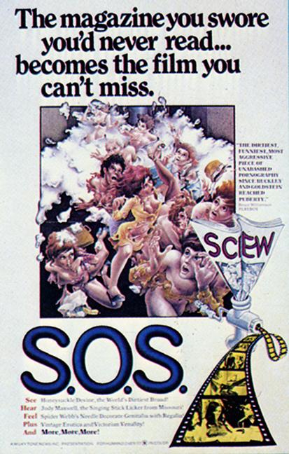 SOS - Screw on the Screen