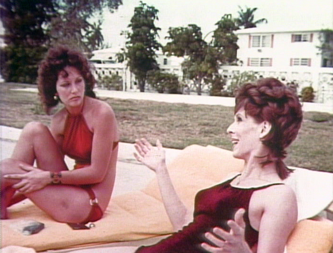 Dolly Sharp, Linda Lovelace