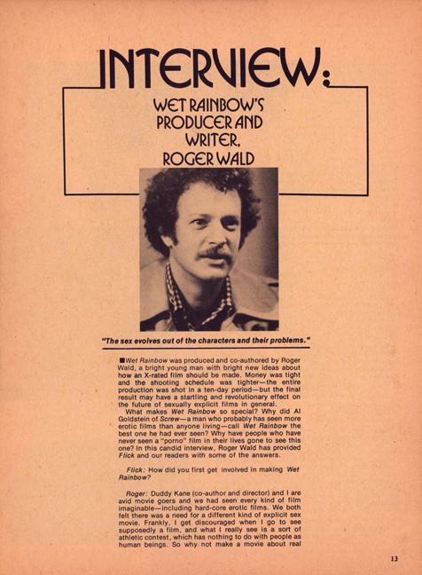 Roger Walk