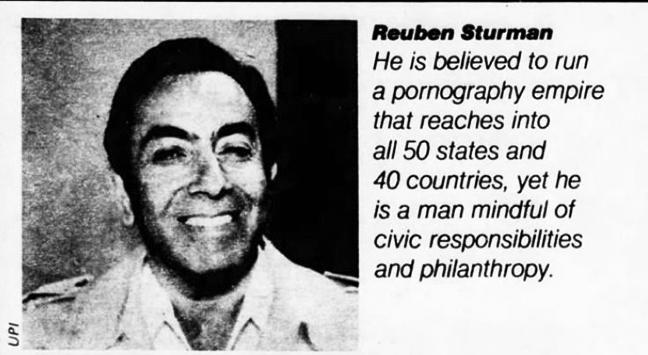 Reuben Sturman