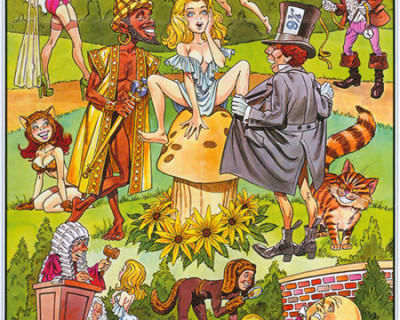 'Alice in Wonderland' (1976): <br />What really happened?