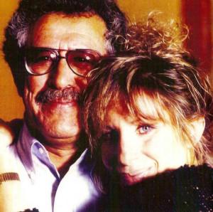 Peter Matz, Barbra Streisand