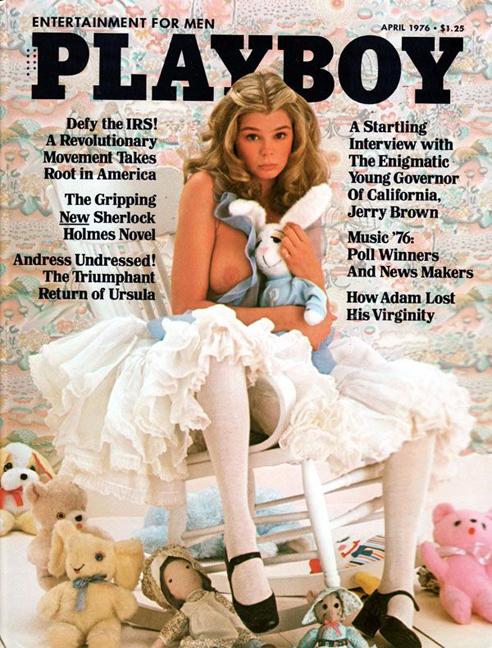 Playboy, Kristine DeBell
