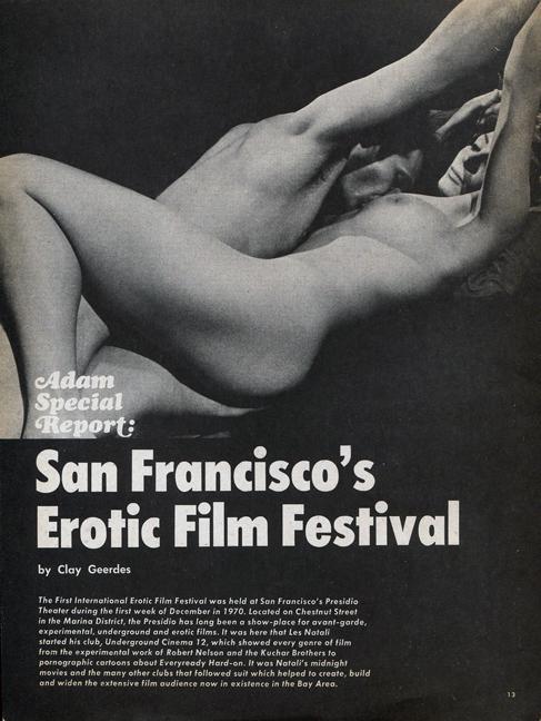 Erotic Film Fesitval