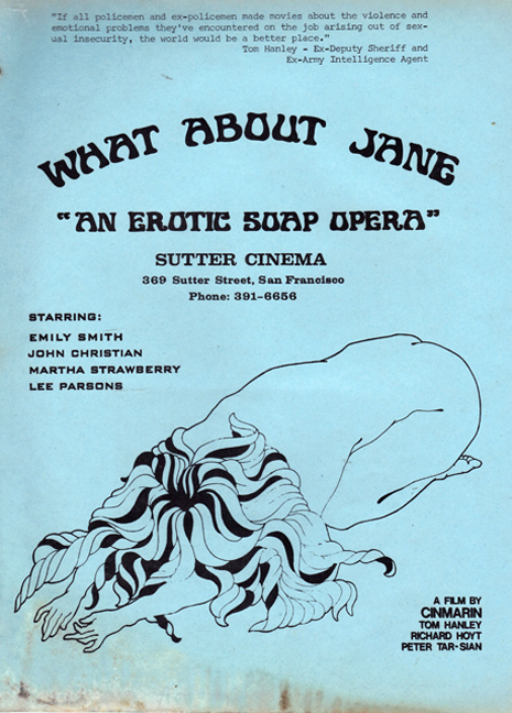 Sutter Cinema, What About Jane