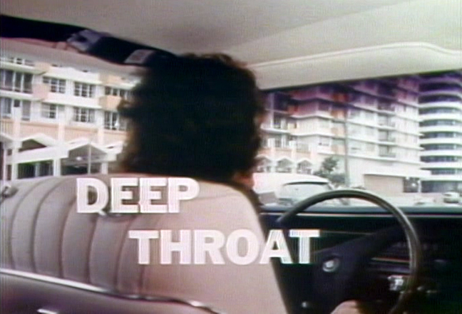 Deep Throat, Linda Lovelace