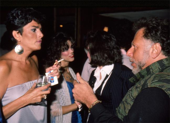 Gloria Leonard, Al Goldstein