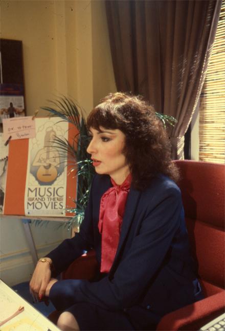 Marlene Willoughby, Glitter