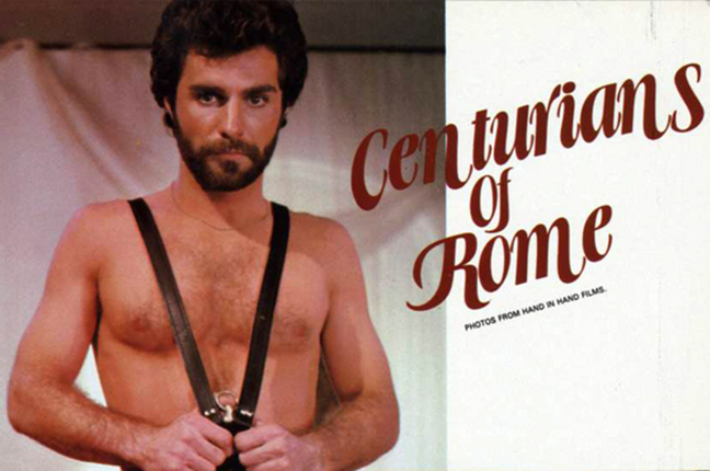 'Centurians of Rome' (1981): The Behind-The-Scenes Story – Podcast 105