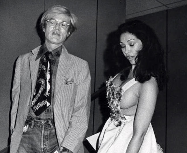 Andy Warhol, Geri Miller
