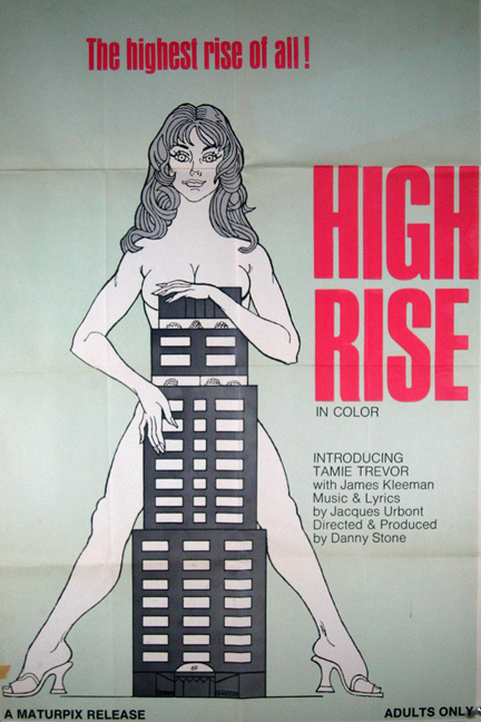 High Rise (1973): The Untold Story  <br />Andy Warhol, the District Attorney, and the Soap Star