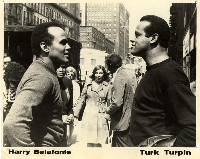 Harry Belafonte, Turk Turpin