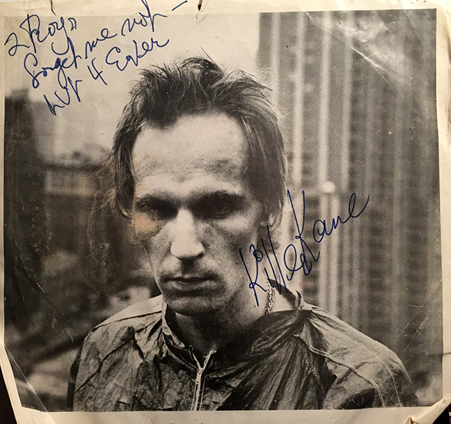 """Arthur """"Killer"""" Kane"""