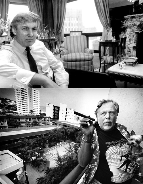Donald Trump by Al Goldstein: An Edifice Complex<br />Podcast 65