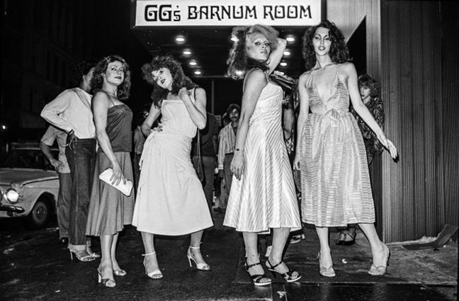 GG's Barnum Room