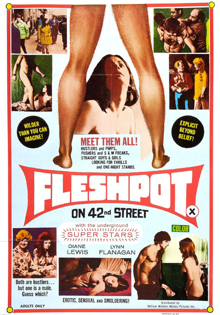 Fleshpot on 42nd St