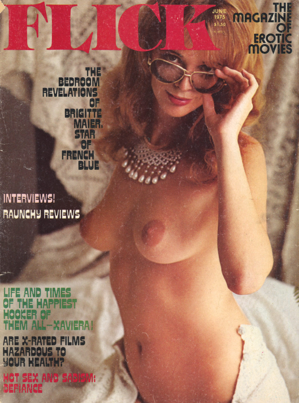 Flick magazine: 1975 – 1976 <br />The First 8 Issues