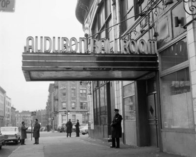 Radley Metzger's Beginnings: The Audubon Ballroom