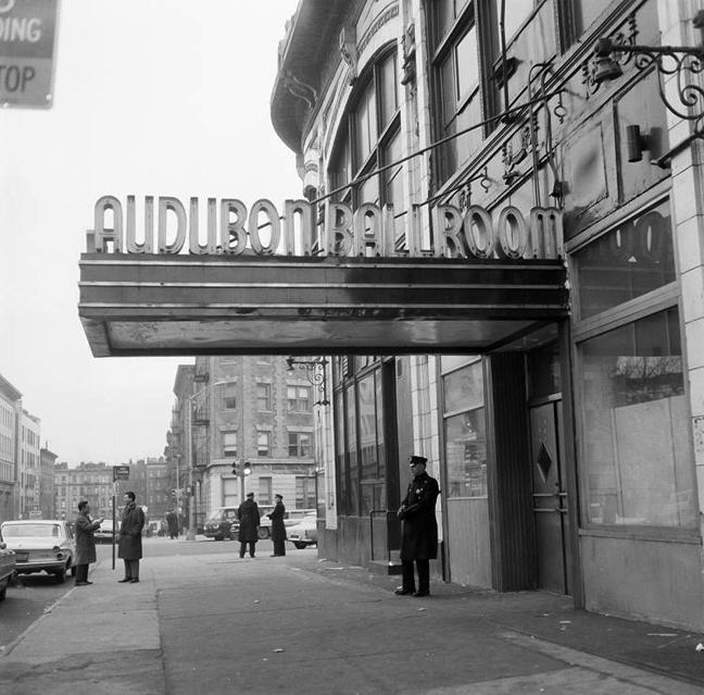 Radley Metzger's Beginnings: The Audubon Ballroom