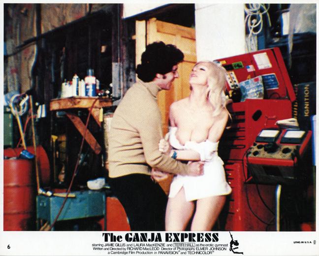Ganja Express