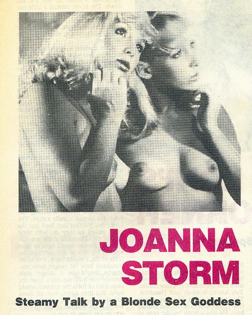 Joanna Storm