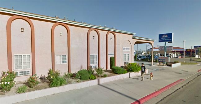 Adobe Motel