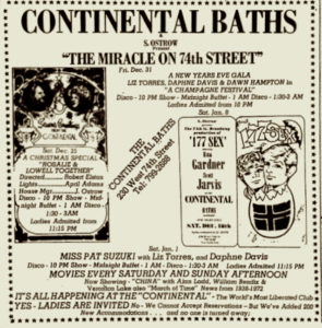 Continental Baths